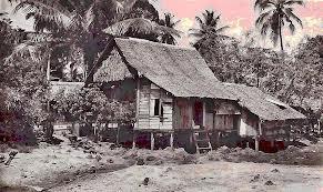 rumah orang kampung