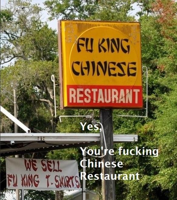 fucking chinese