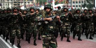 malaysian army